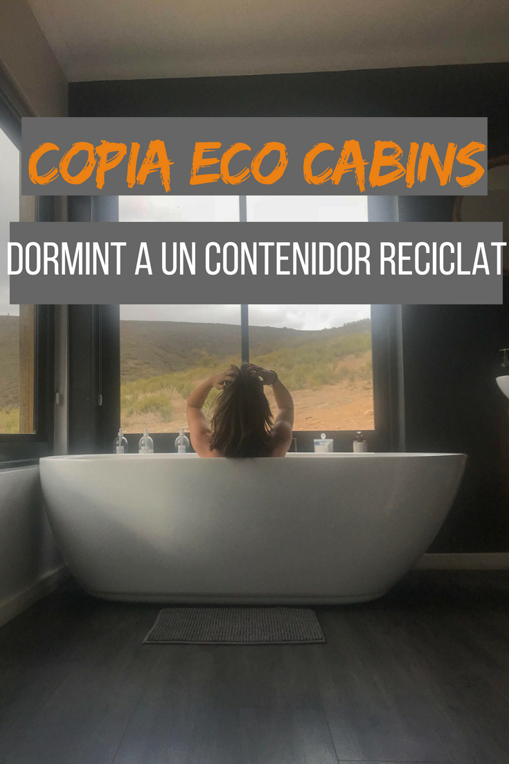Copia Eco Cabins: dormint a un contenidor reciclat 1