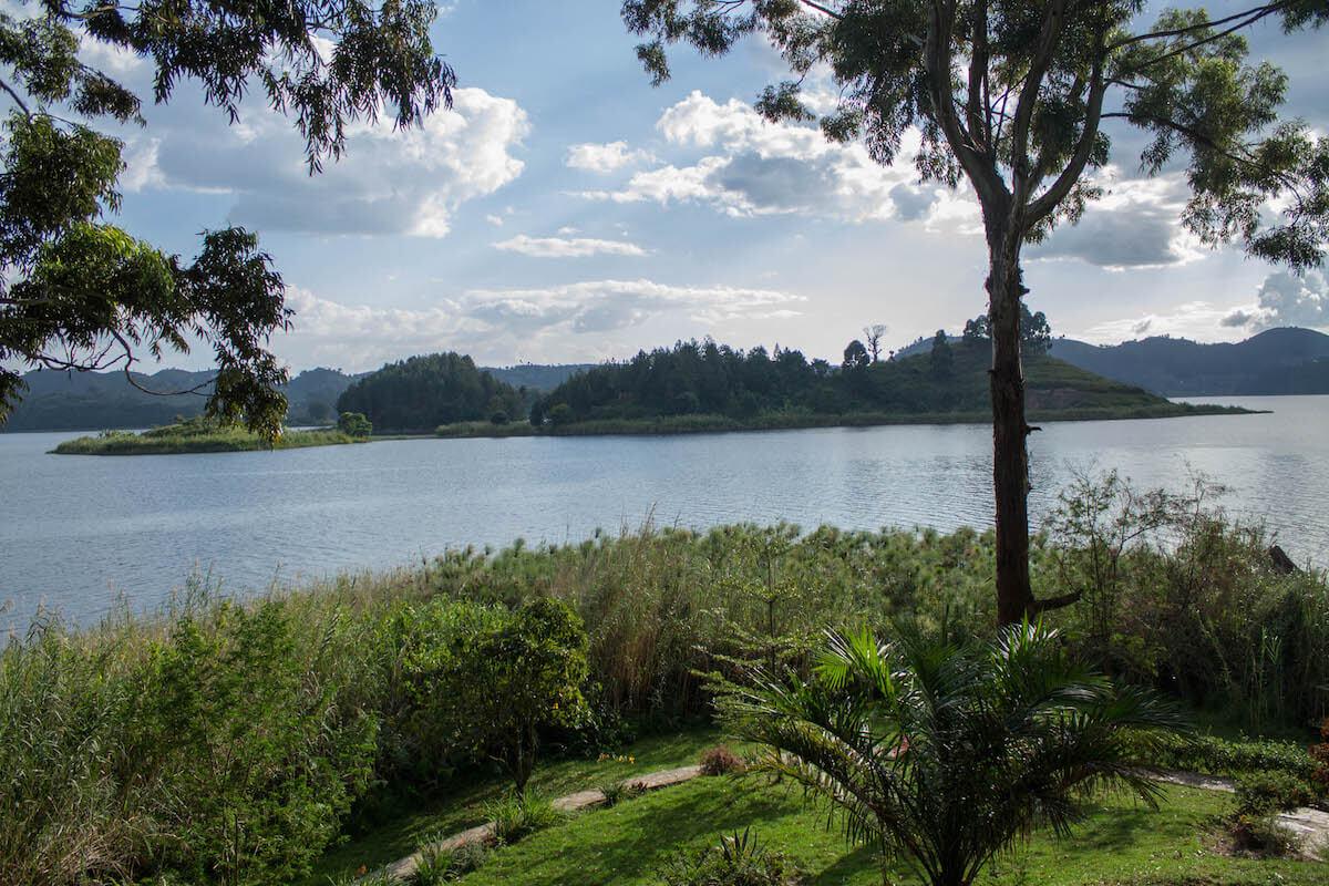 Les cabines a Mutanda Lake Resort