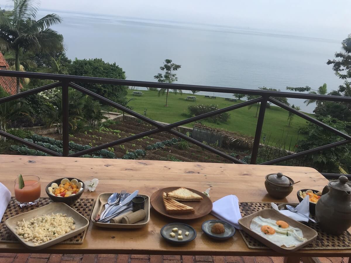 Paradise Kivu, Ruanda