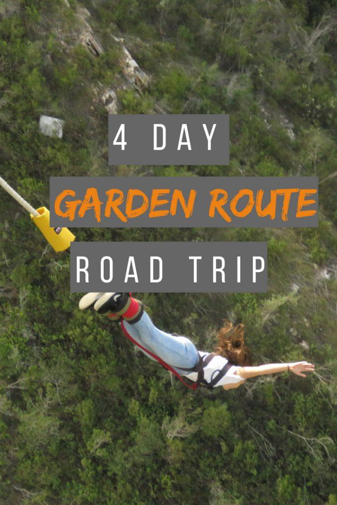 4 day Garden Route Road Trip