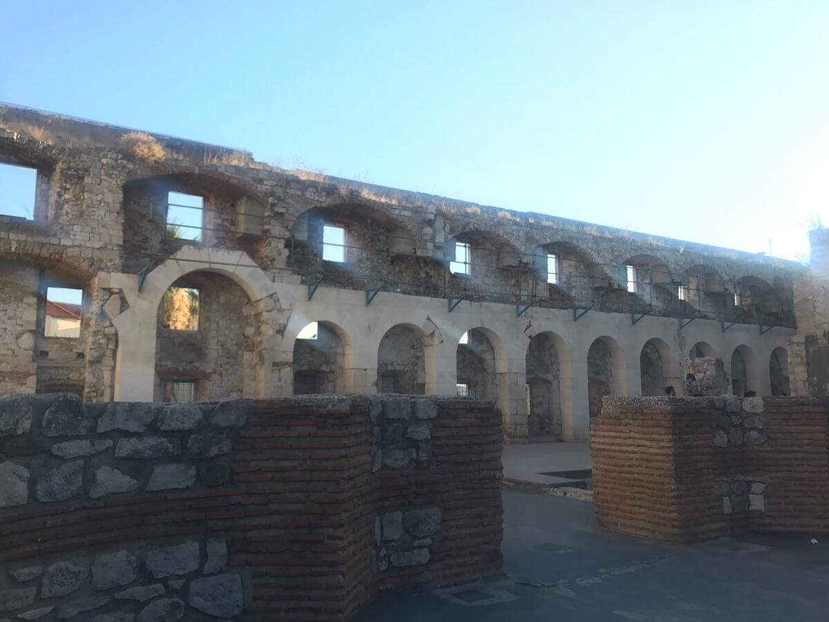 Split's old town