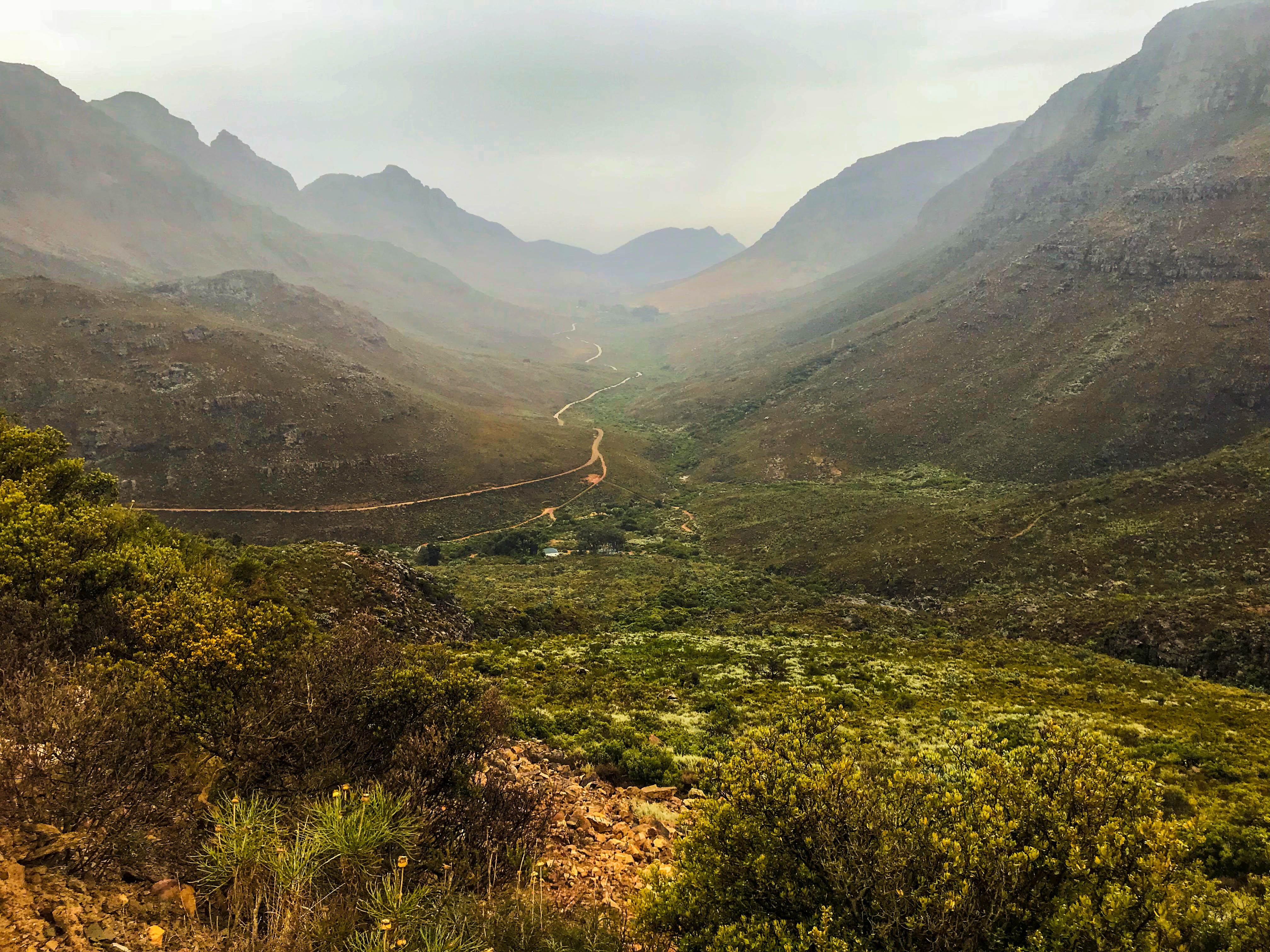 Cederberg valley
