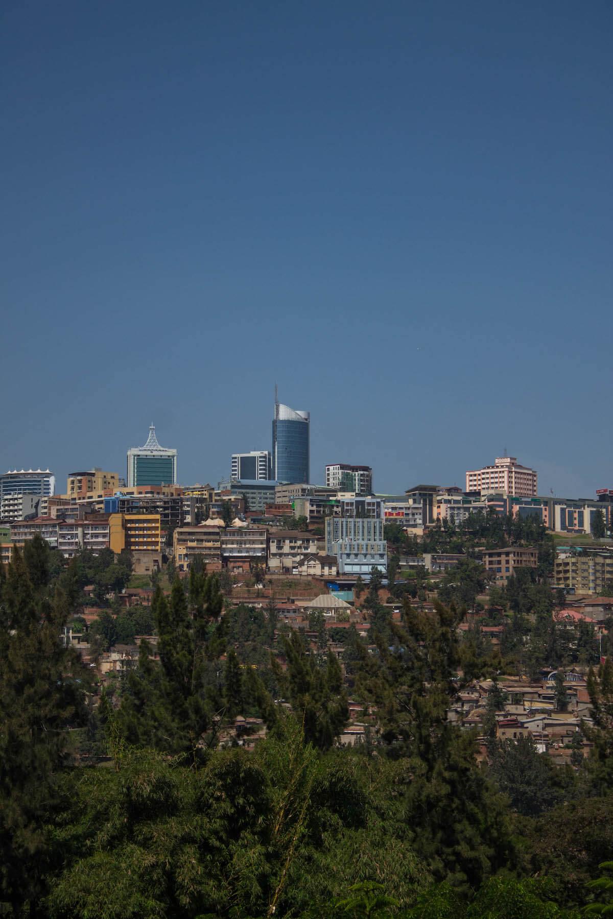 Visiting Kigali, Rwanda