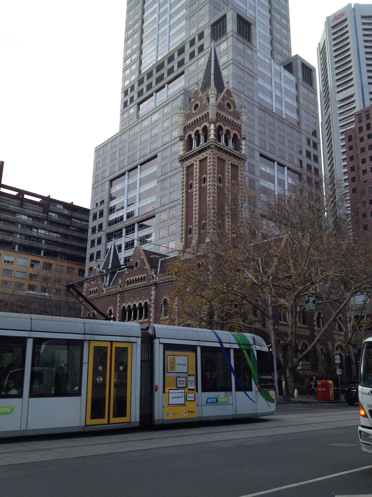 Descobrint el CBD de Melbourne