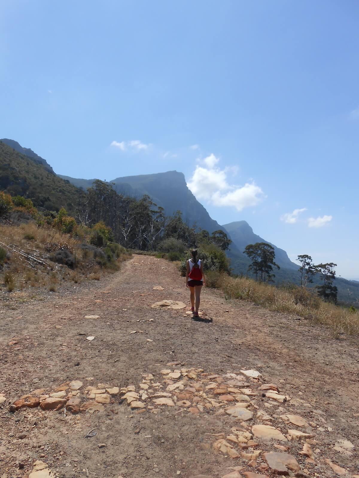 Parc Nacional de Table Mountain