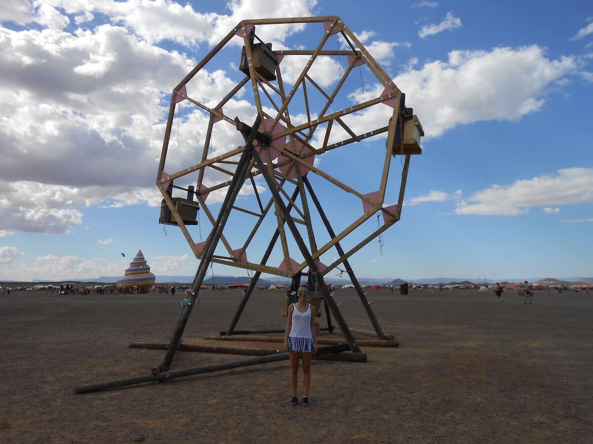 Què és AfrikaBurn, el festival regional de Burning Man