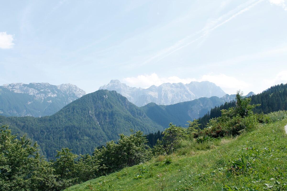 Explorant Logarska Dolina i la carretera panoràmica de Solcava