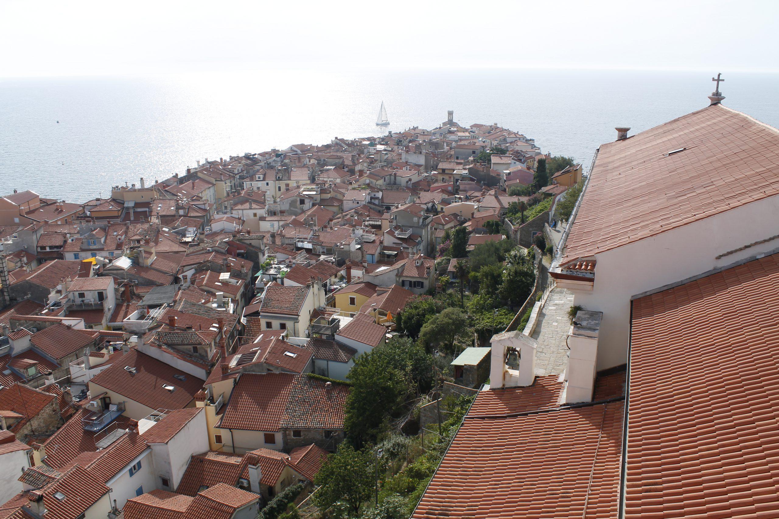 Què fer amb mig dia a la preciosa ciutat de Piran