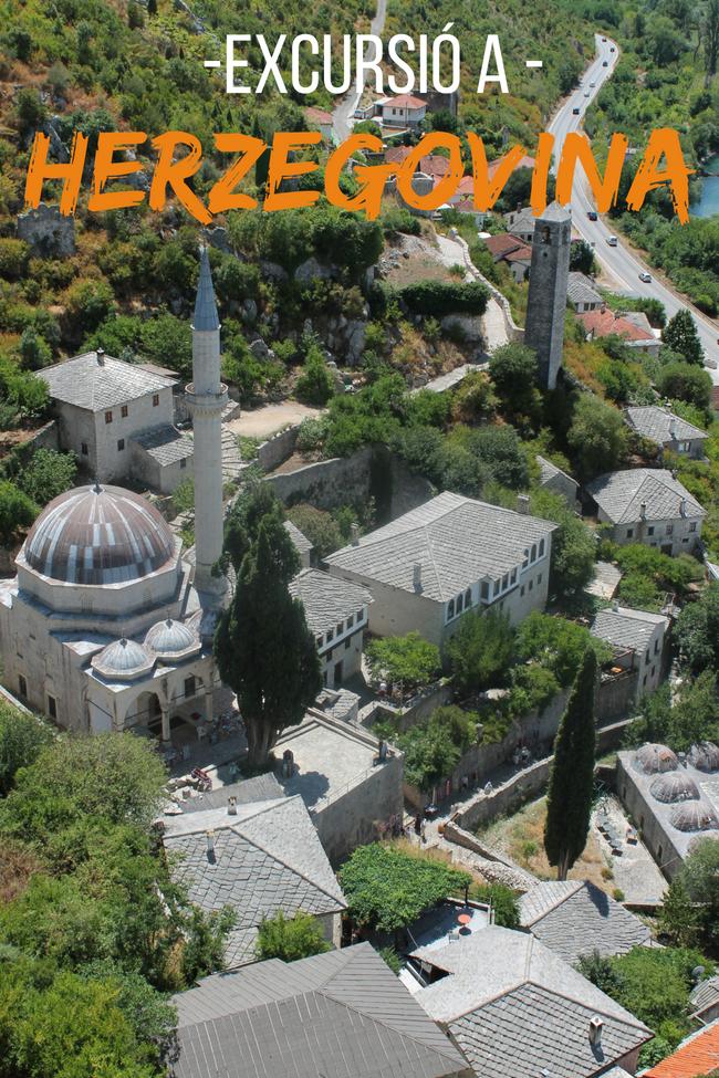 Excursió a Hercegovina