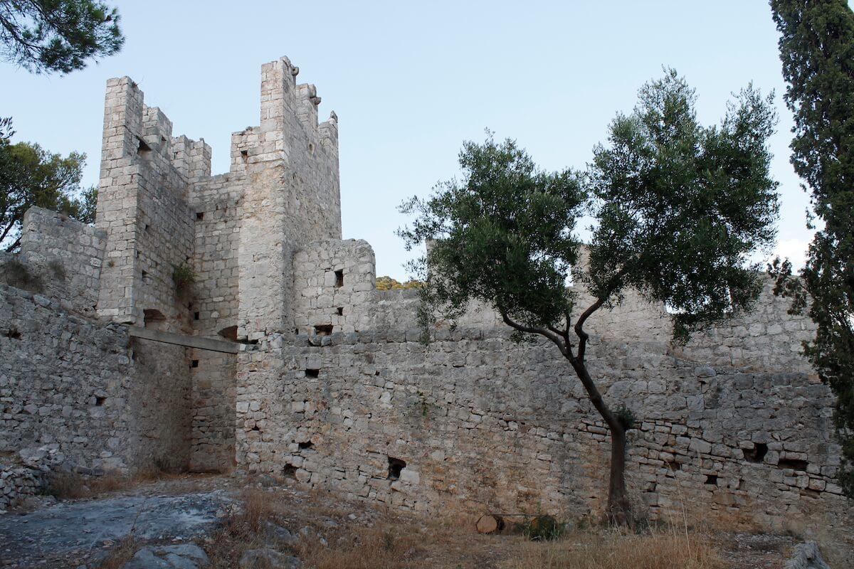 Fortalesa espanyola de Hvar