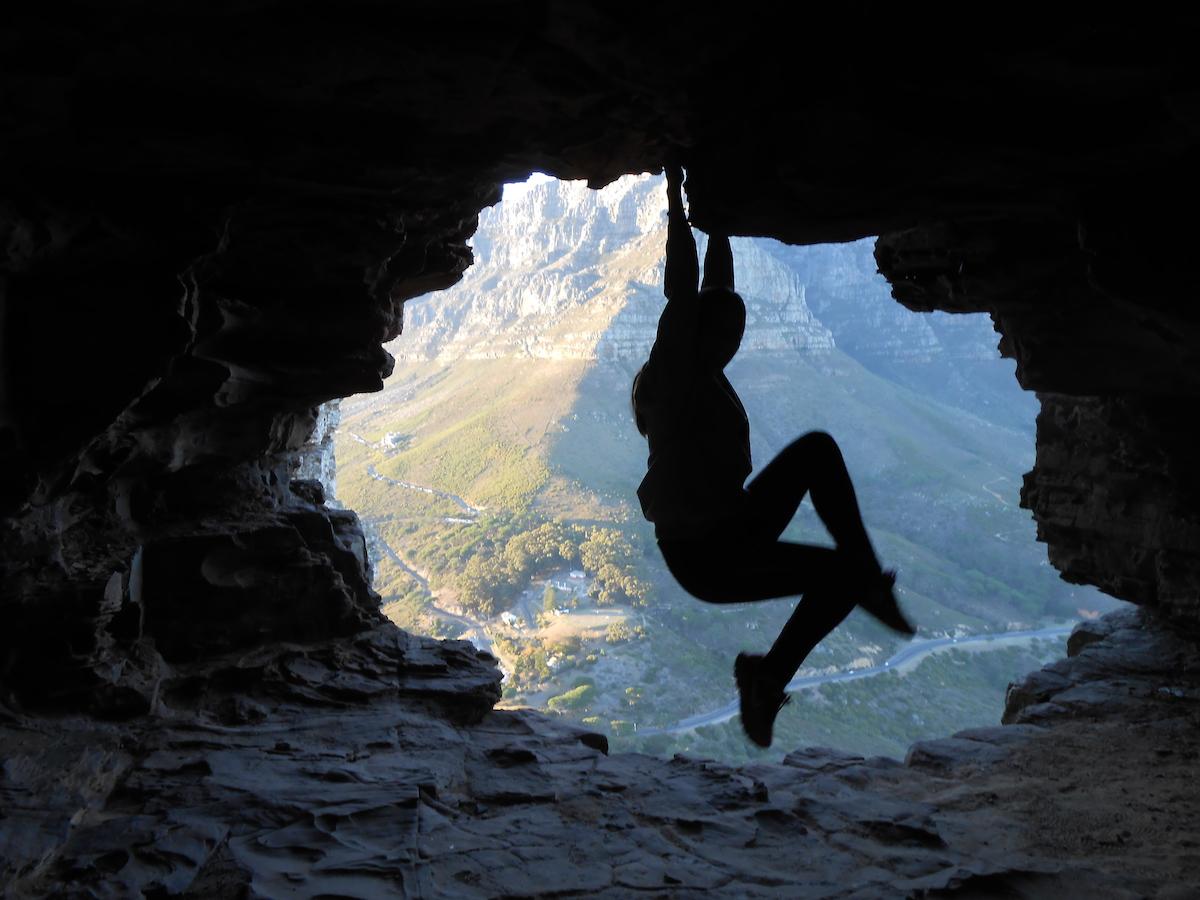 Excursió a Wally's cave per veure la sortida del sol