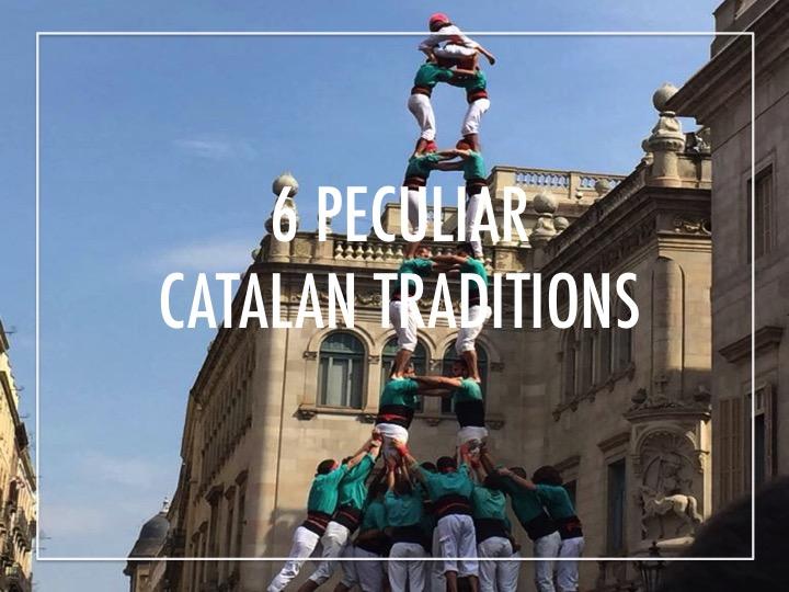 6 tradicions catalanes curioses