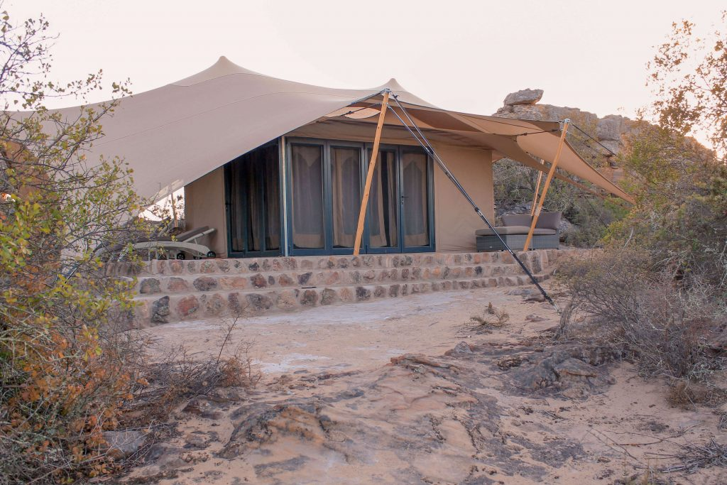 La nostra tenda glamping a Planet Xancara