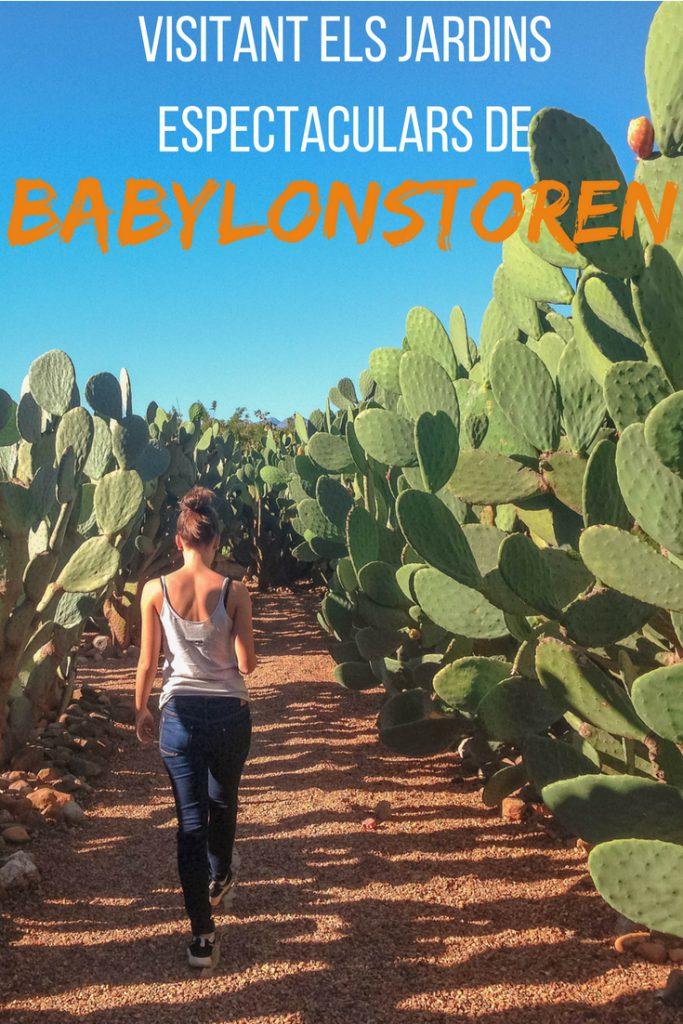 Visitant els jardins espectaculars de Babylonstoren, Sud-Àfrica
