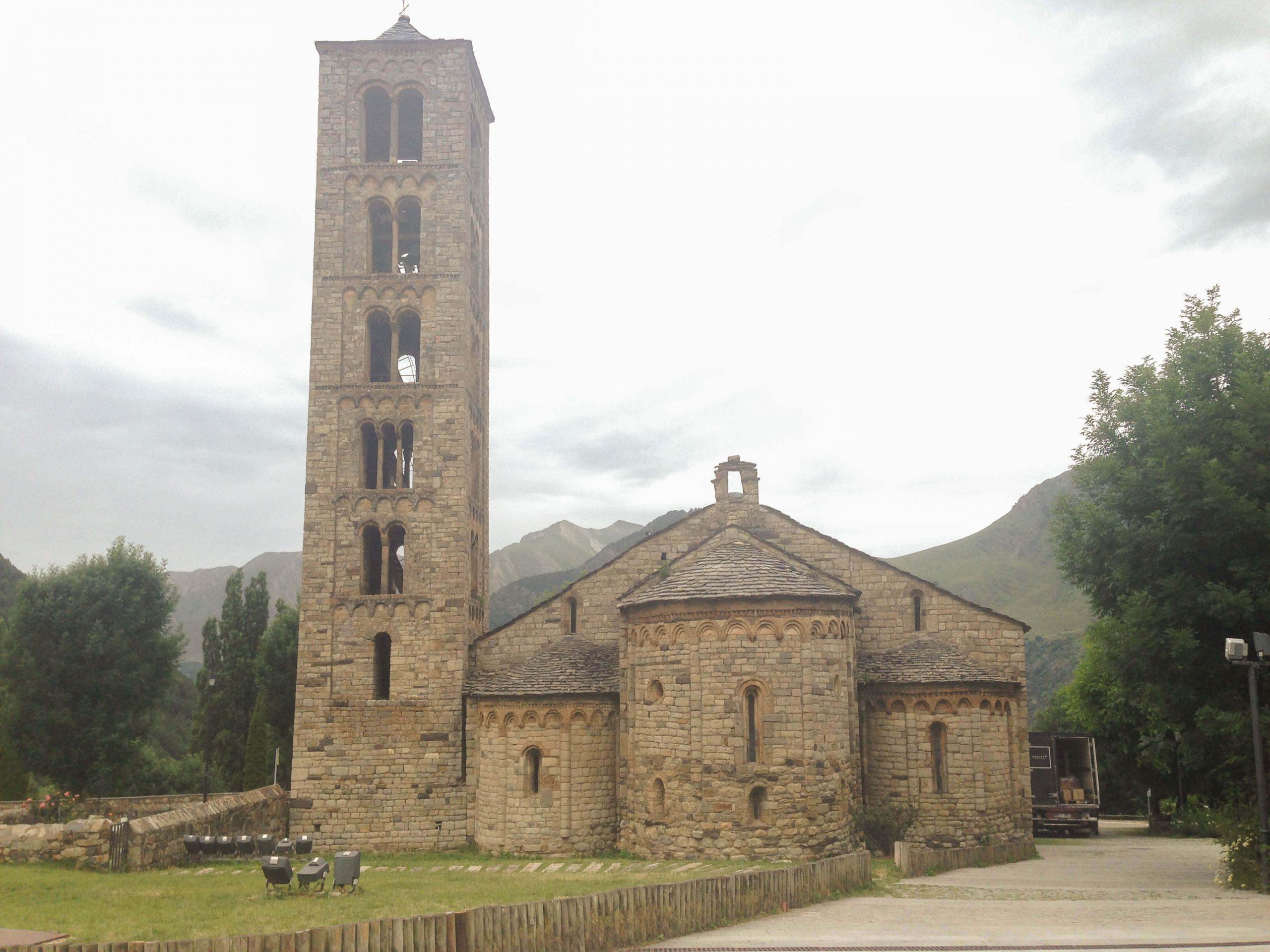 Fent la ruta del romànic a la vall de Boí