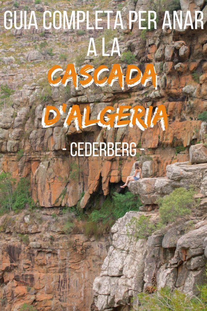 Guia completa per anar a la cascada d'Algeria