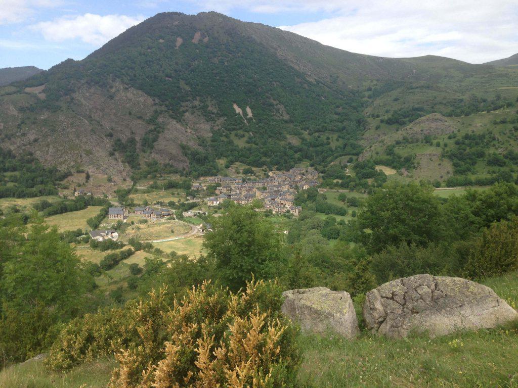 ruta del romànic de la vall de Boí