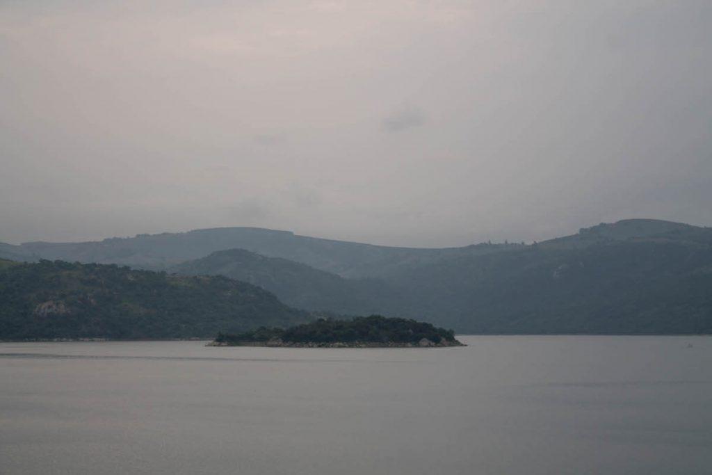 la presa de Maguga a Swazilàndia