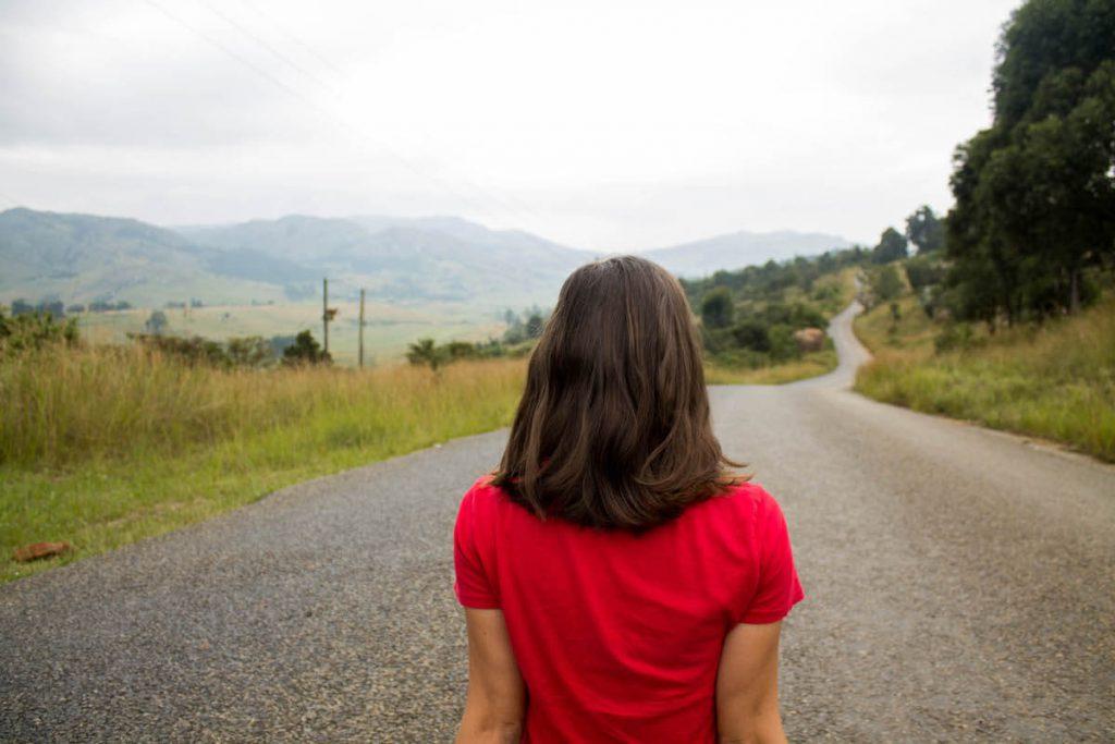 carretera a Swazilàndia