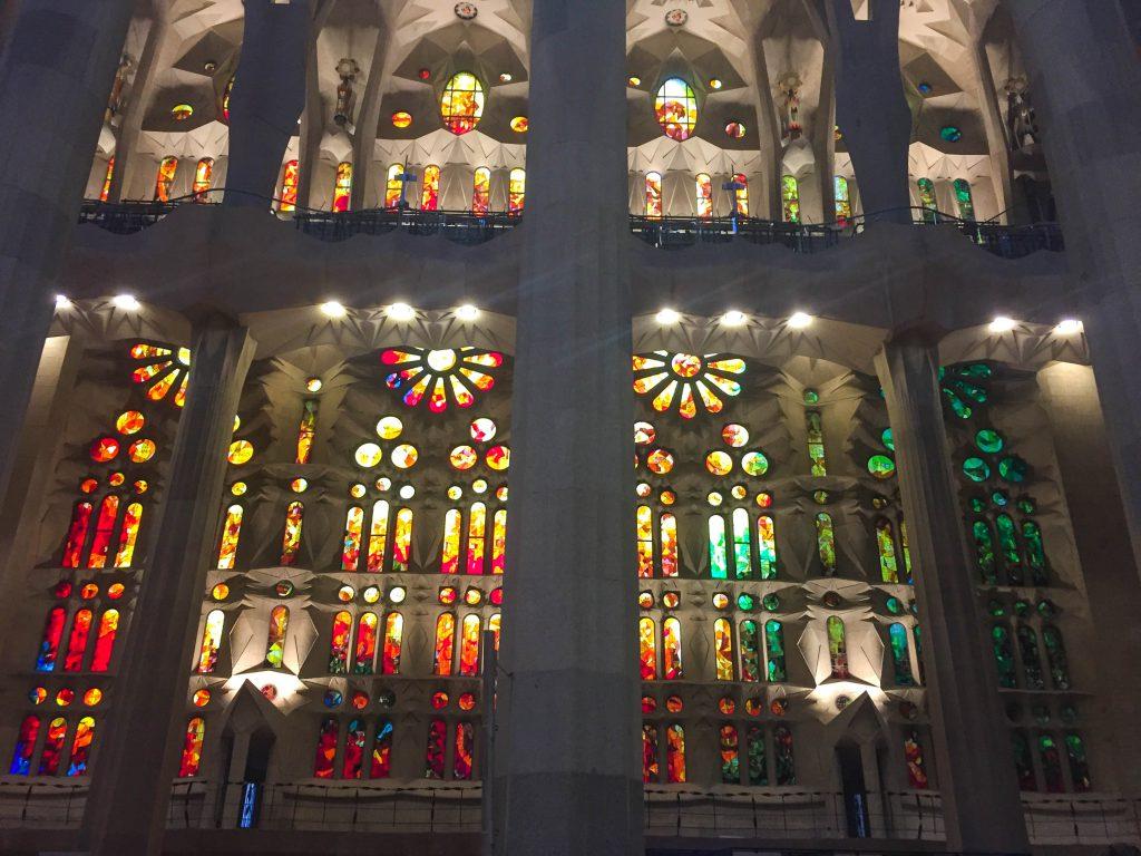 101 Coses a fer a Barcelona: Sagrada Família