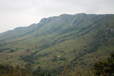 Paisatges de Swazilàndia