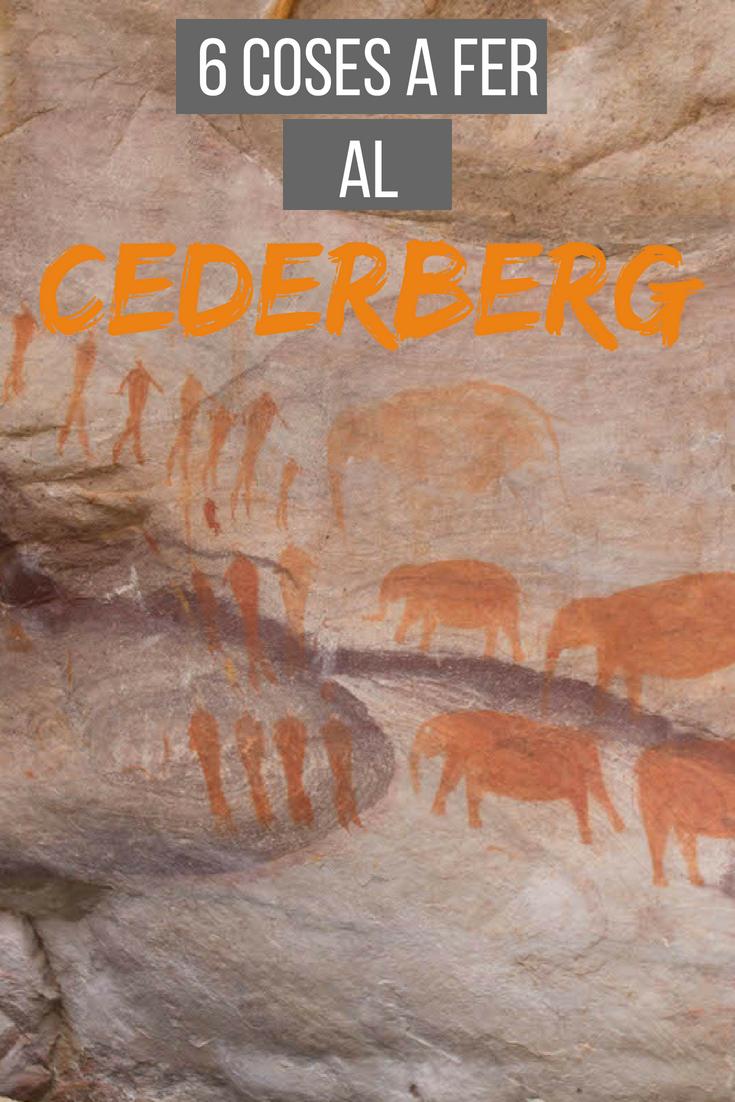 6 coses a fer al Cederberg Sud-Àfrica