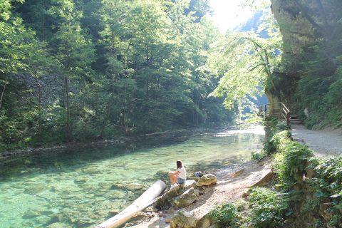 Itinerari d'una setmana a Eslovènia