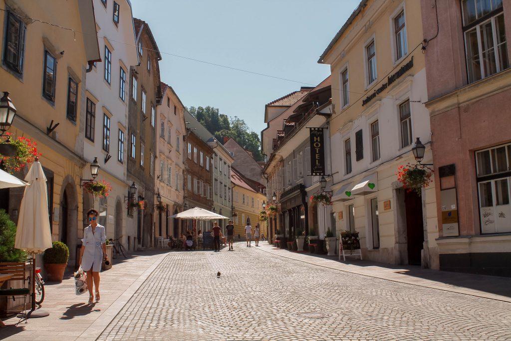 Itinerari d'una setmana a Eslovènia: Ljubljana