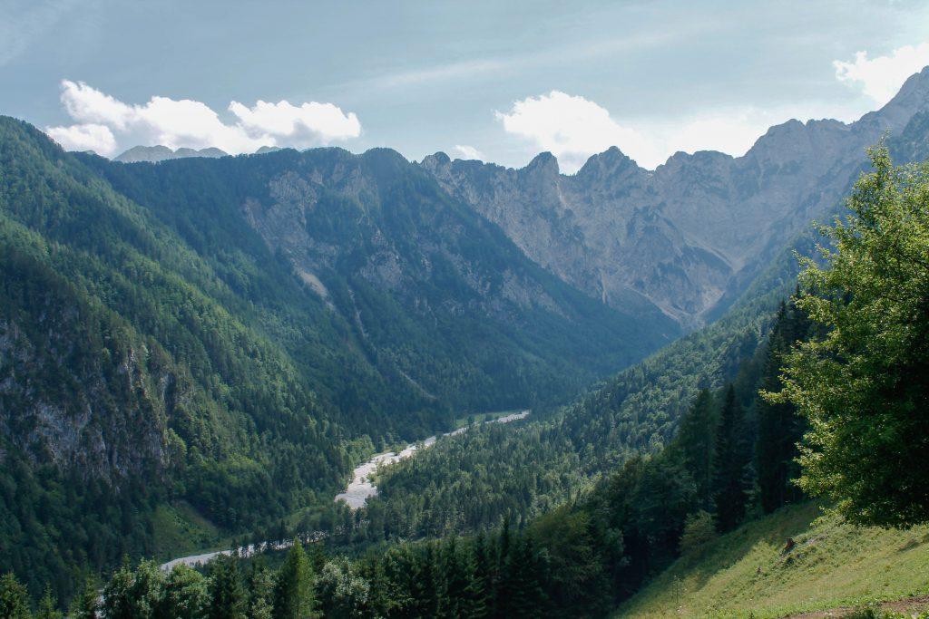 Itinerari d'una setmana a Eslovènia: Solcava