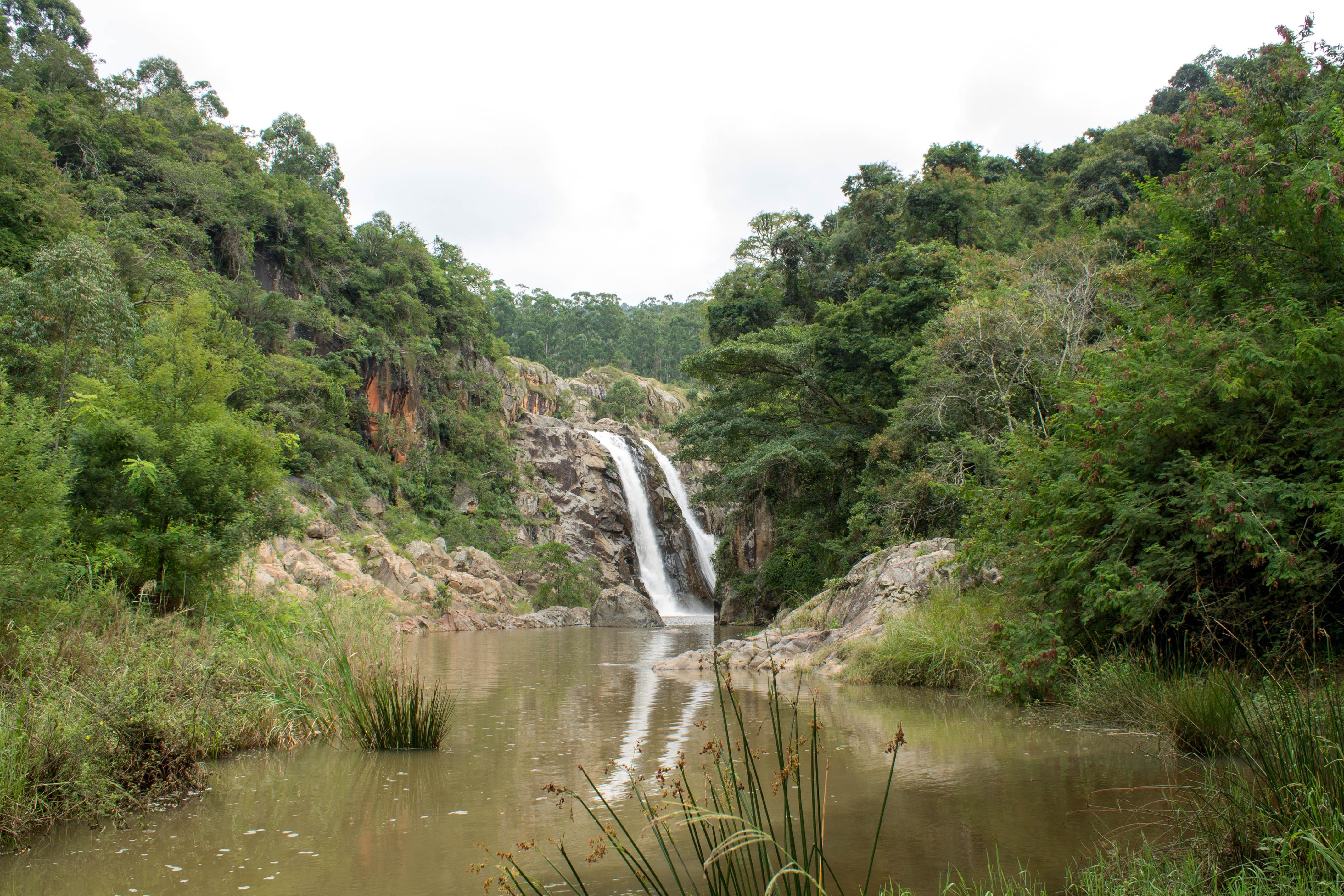 Cascada Mantenga
