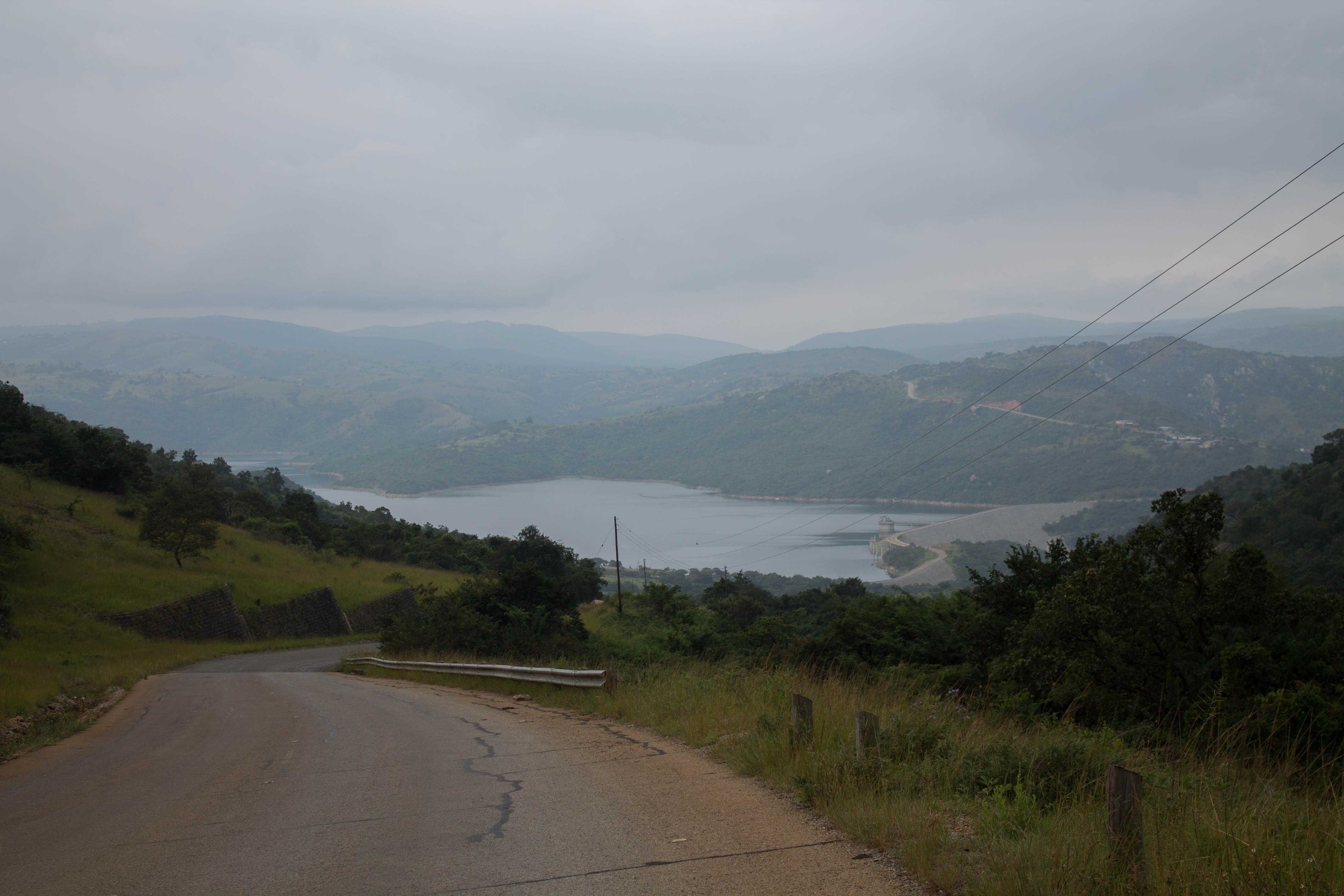 Maguga Dam a Swazilàndia