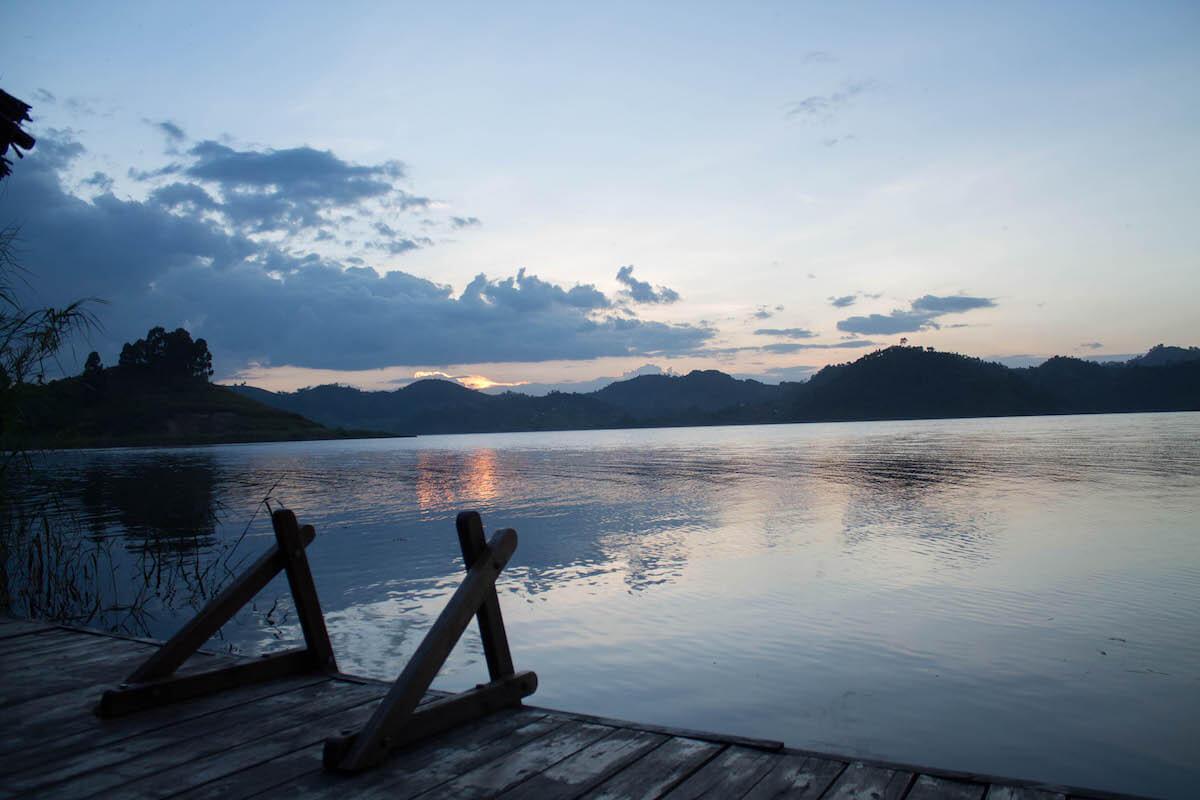 zones comuns a Mutanda Lake Resort