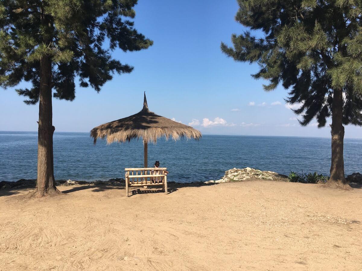 Visitant la ciutat de Gisenyi i voltants