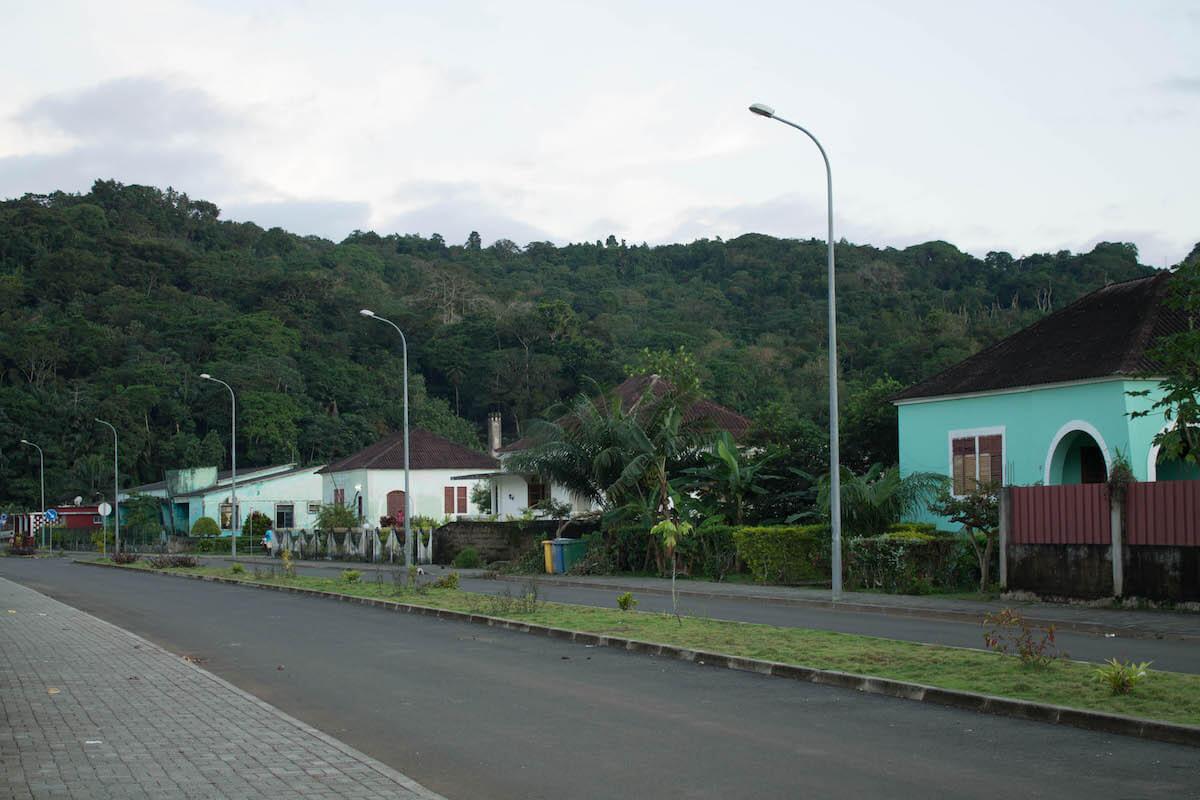 Santo Antonio, capital de Príncipe