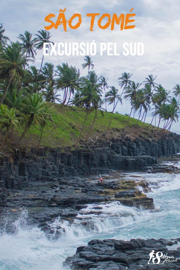 Sao Tomé excursió pel Sud