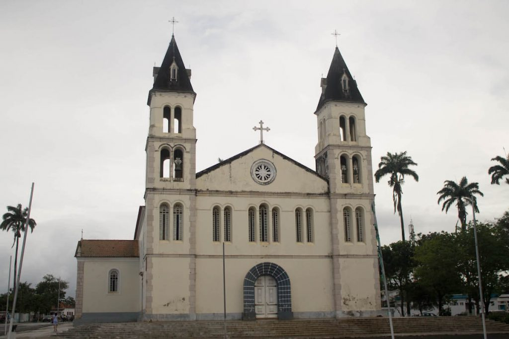 Ciutat de São Tomé