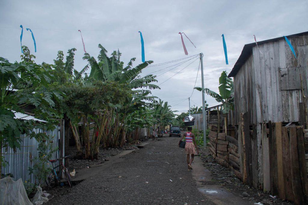 Excursió pel nord de São Tomé