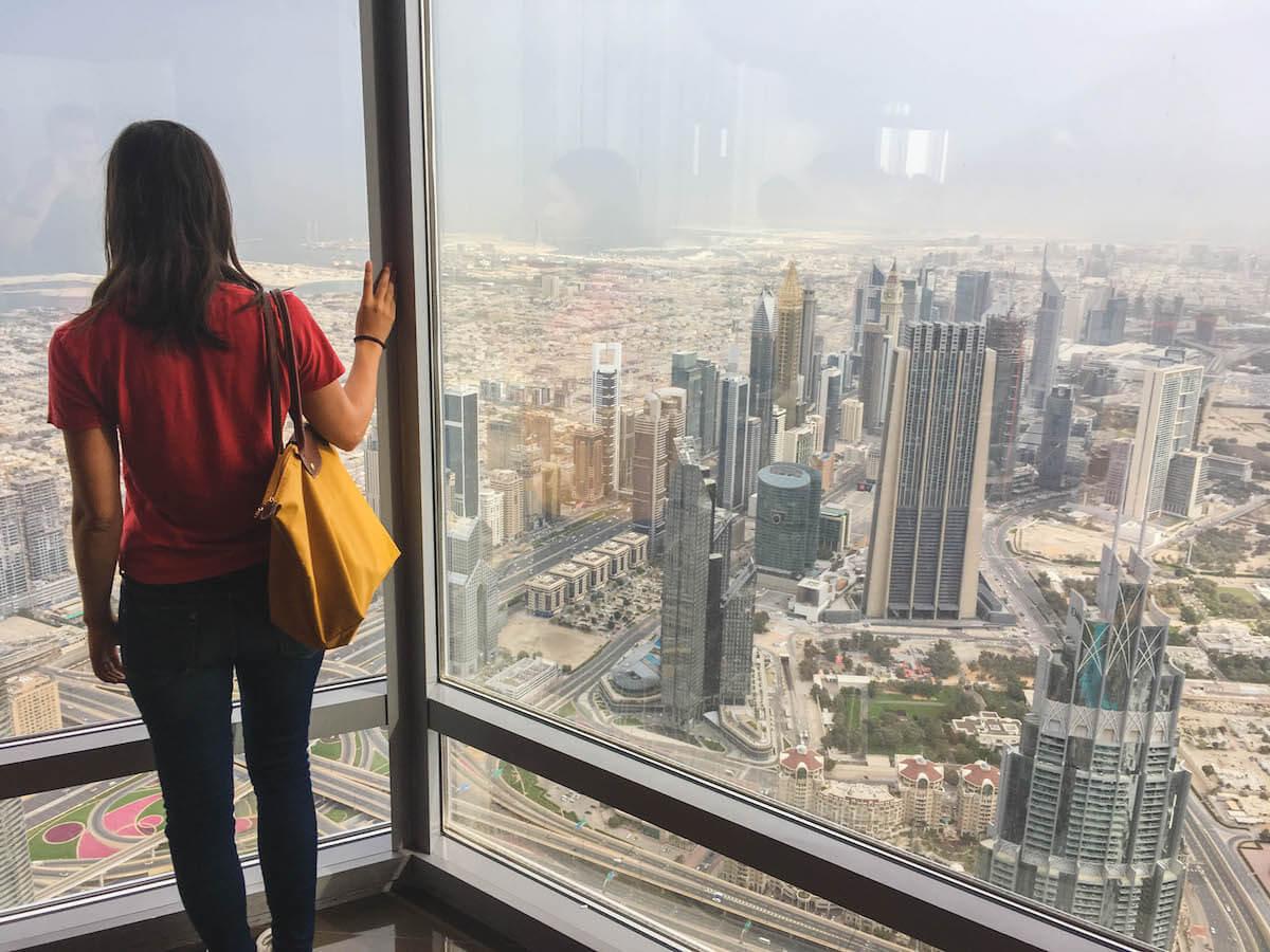 Escala llarga a Dubai de 3 dies