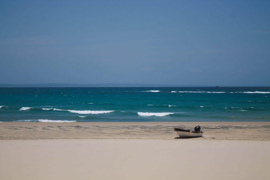 Visitant les platges de Tofo i Barra a Moçambic