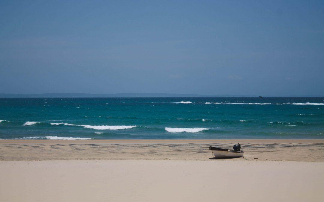 Vacances a Tofo, Moçambic: paradís per bussejar