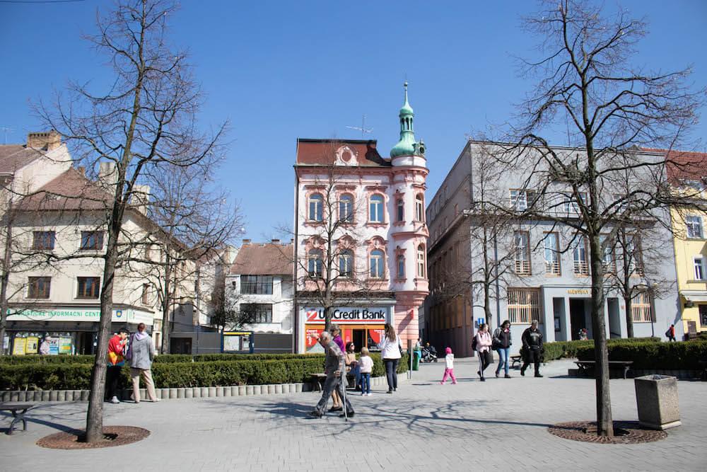 Plaça de Benesov