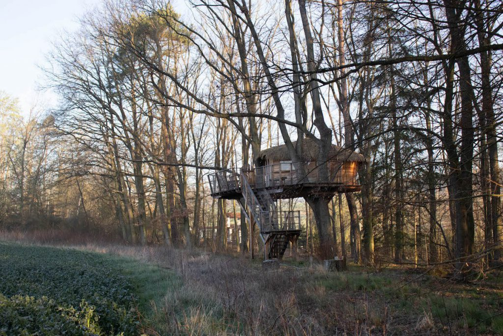 Casa a l'arbre baixa de Resort Green Valley