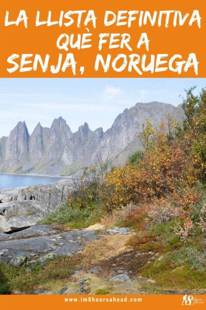 La llista definitiva sobre què fer a Senja, Noruega
