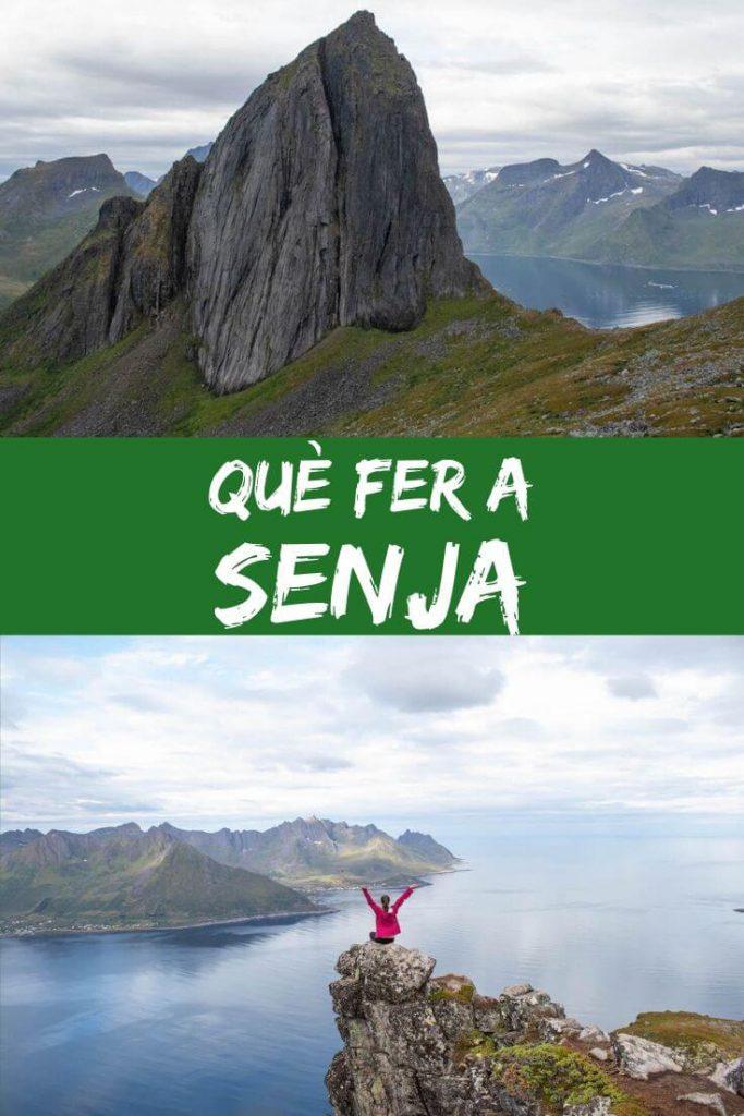 Què fer a Senja, Noruega