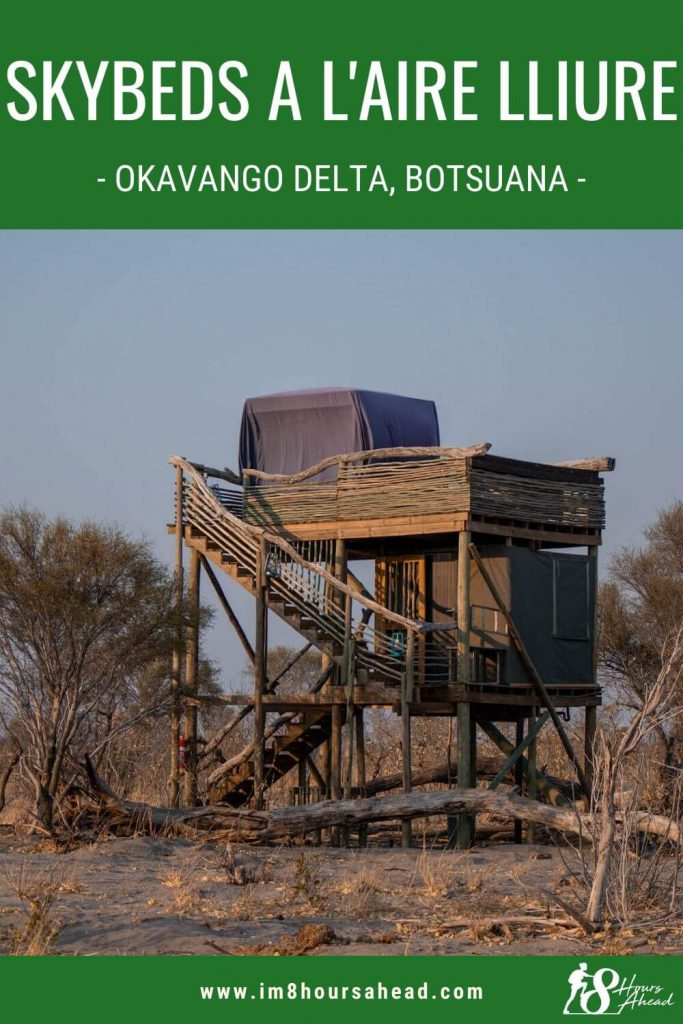 Dormint a Skybeds, Botswana