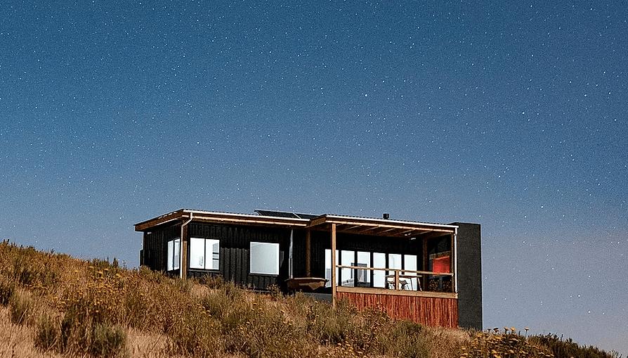 Els allotjaments més unics del Western Cape - Copia Eco Cabins