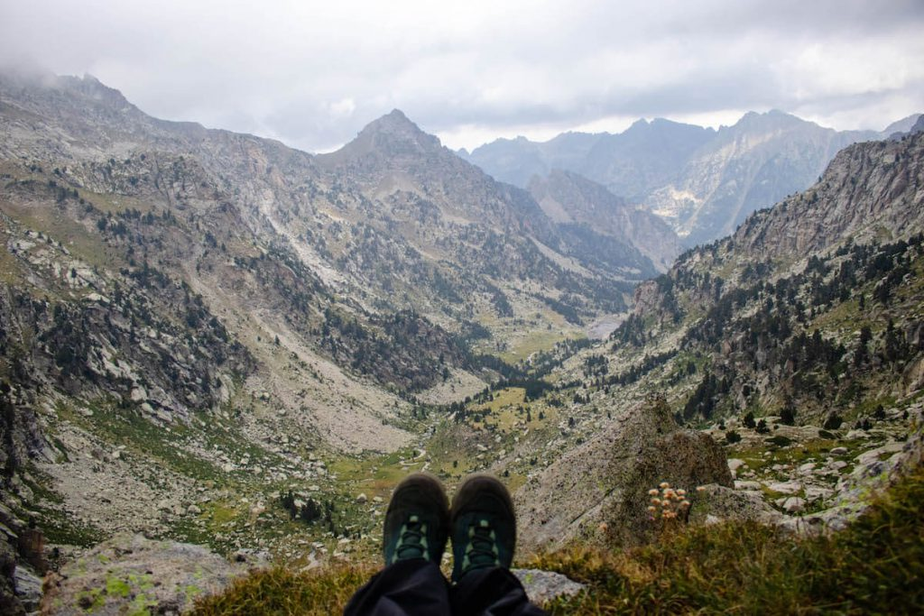 Vall Monestero al Parc Nacional D'aigüestortes i Estany de Sant Maurici