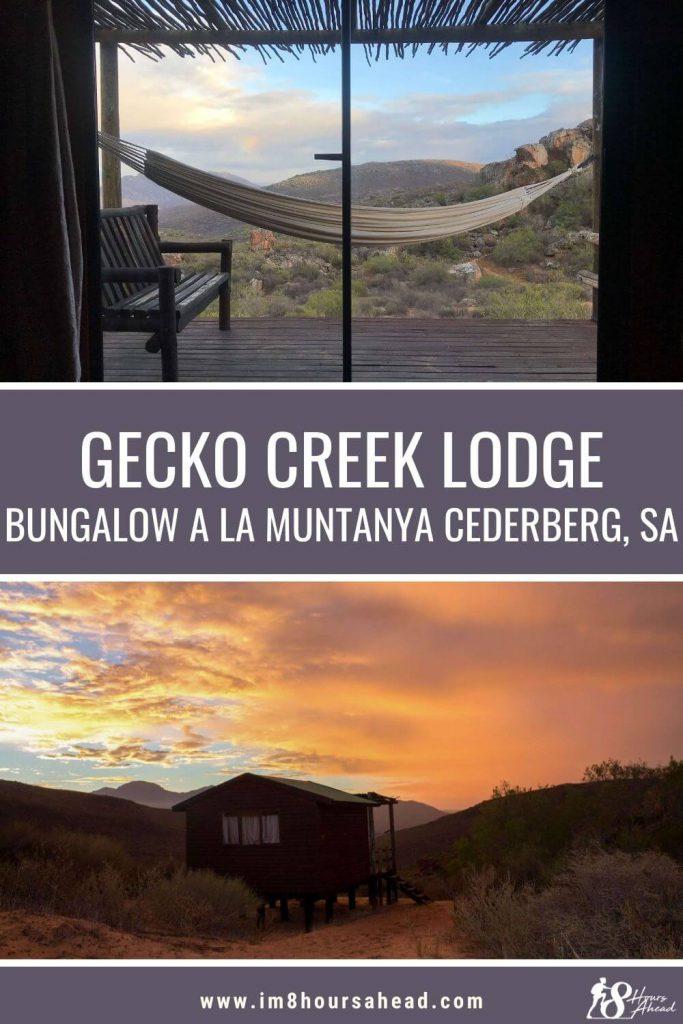 Connectant amb el silenci a Gecko Creek