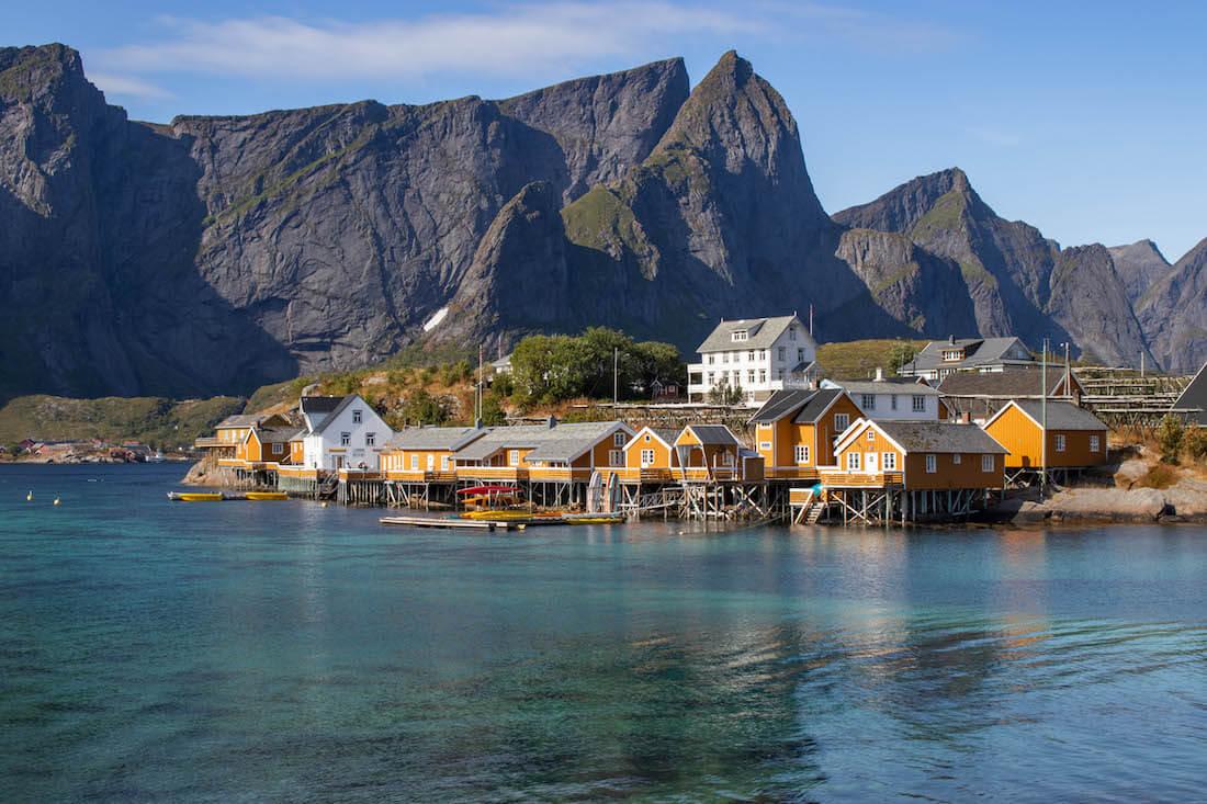 Illes Lofoten i Noruega del Nord Itinerari de 10 dies