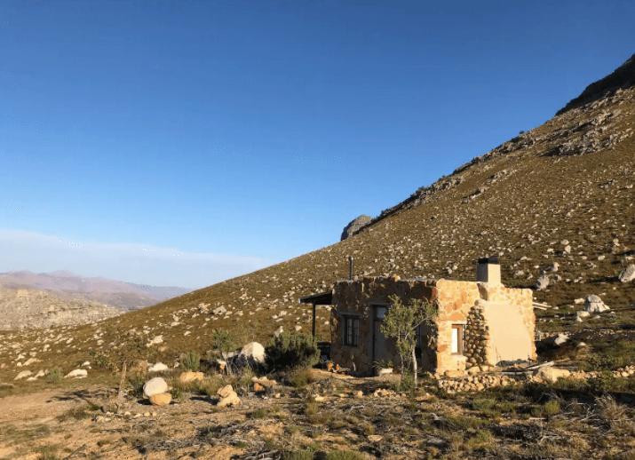els millors Airbnbs prop de Cape Town, Sud-Àfrica: Cederberg hut